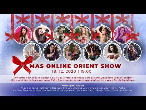 XMAS Online Orient show