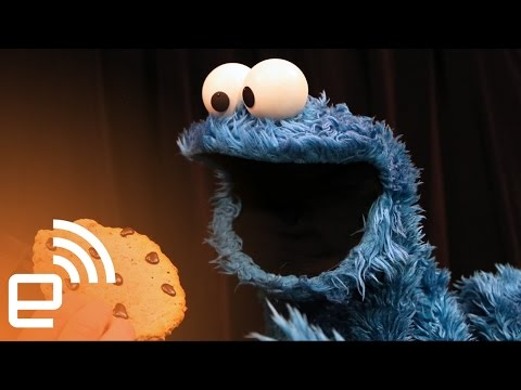 The Engadget Interview: Cookie Monster | Engadget