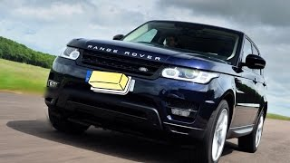 2014 Range Rover Sport Supercharged V6 HSE Full Review, Start Up, Exhaust