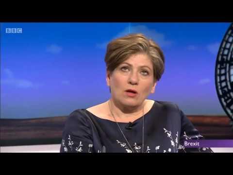David Davis MP appears on BBC Daily Politics