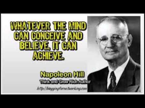 NAPOLEON HILL-