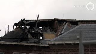 Brand Nijmegen: studenten nog niet terug naar huis