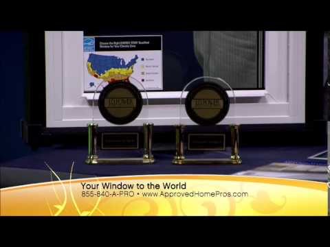 Do Your Windows Leak Energy? Window World Explains How To Tell on The Approved Home Pro Show