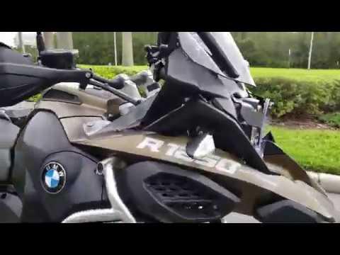 2019 BMW R 1250 GS Adventure Walk-Around/Start-Up