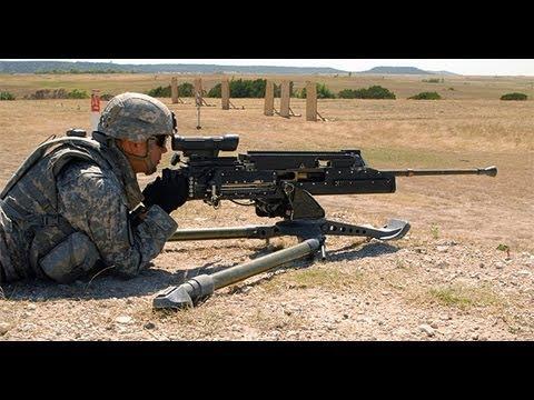 XM806 12.7MM Lightweight Machine Gun General Dynamics