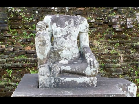 Temple City Of My Son - Kingdom Of Champa - Vietnam