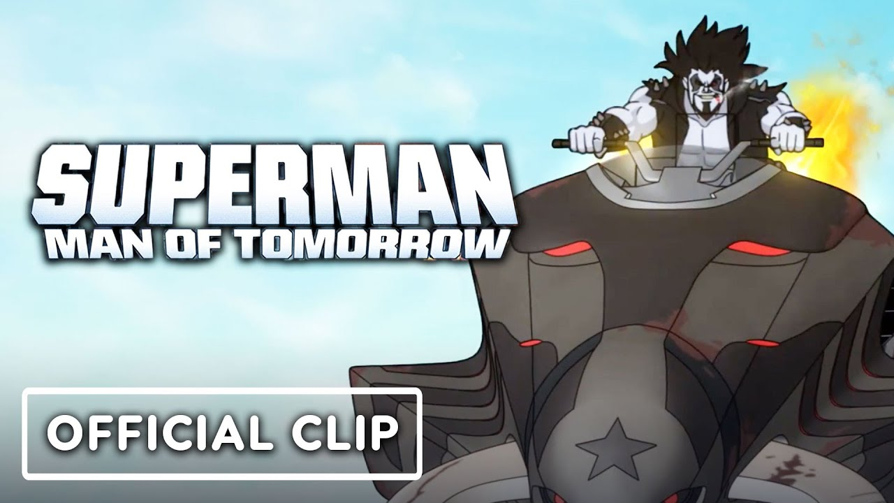 【OFFICIAL 2020】 Superman: Man of Tomorrow [[FULL MOVIE HD1080p]]