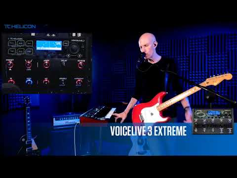 What you may not know about VoiceLive 3 Extreme.
