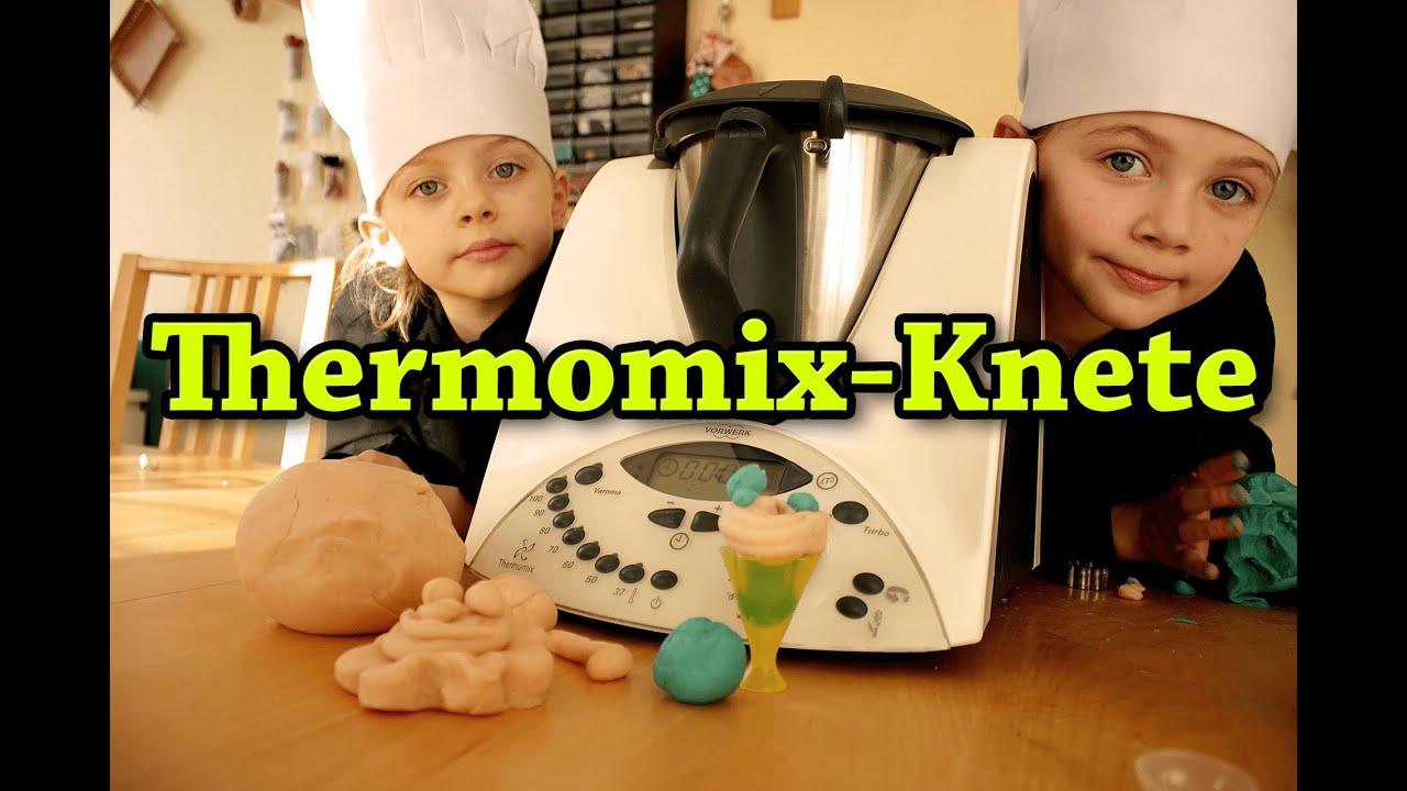 Knete Selber Machen Thermomix rezept thermomix knete ohne alaun