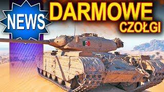 Darmowe czołgi premium na 5 bitew - World of Tanks