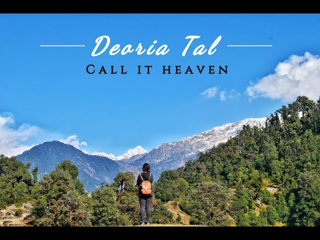 Visiting Chopta - Part 2   Trek to Deoria Tal   Call it heaven