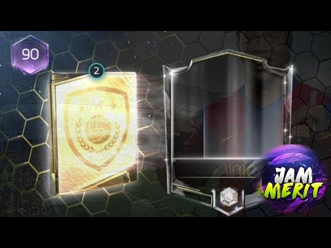 CLAIMING OUR FIRST TWO ICONS ! | UPGRADING TO A 90 OVR SQUAD | FIFA Mobile 18 S2