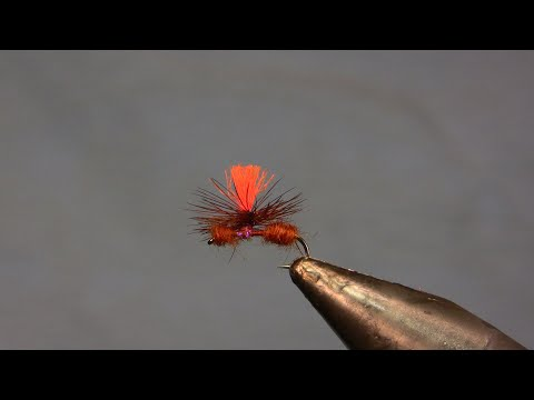 Hi-Viz Centered Parachute Ant | Yellowstone Country Fly Fishing
