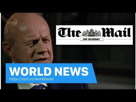 World News - Damian Greens forced described The Mail on Sunday reported it as a hatchet job | The C