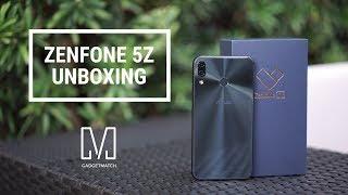 Zenfone 5Z Unboxing