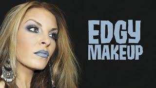 EDGY/GRUNGE MAKEUP TUTORIAL USING NYX MACARON LIPPIES Thumbnail