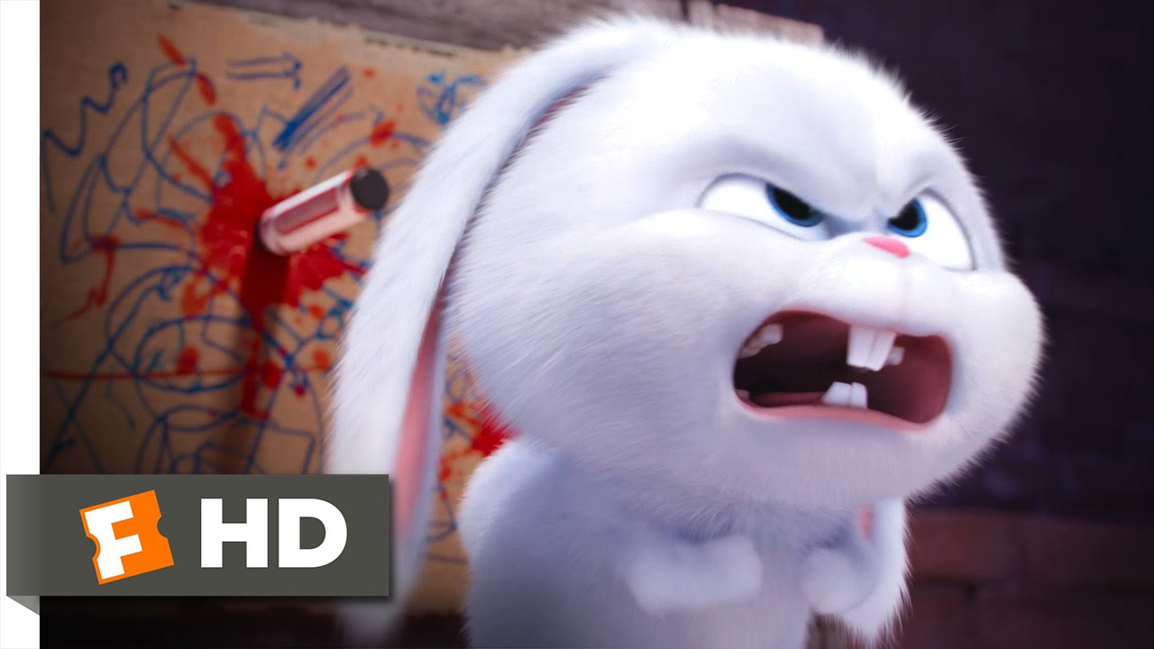 The Secret Life Of Pets You Know Tiny Dog Scene 6 10 Movieclips Youtube