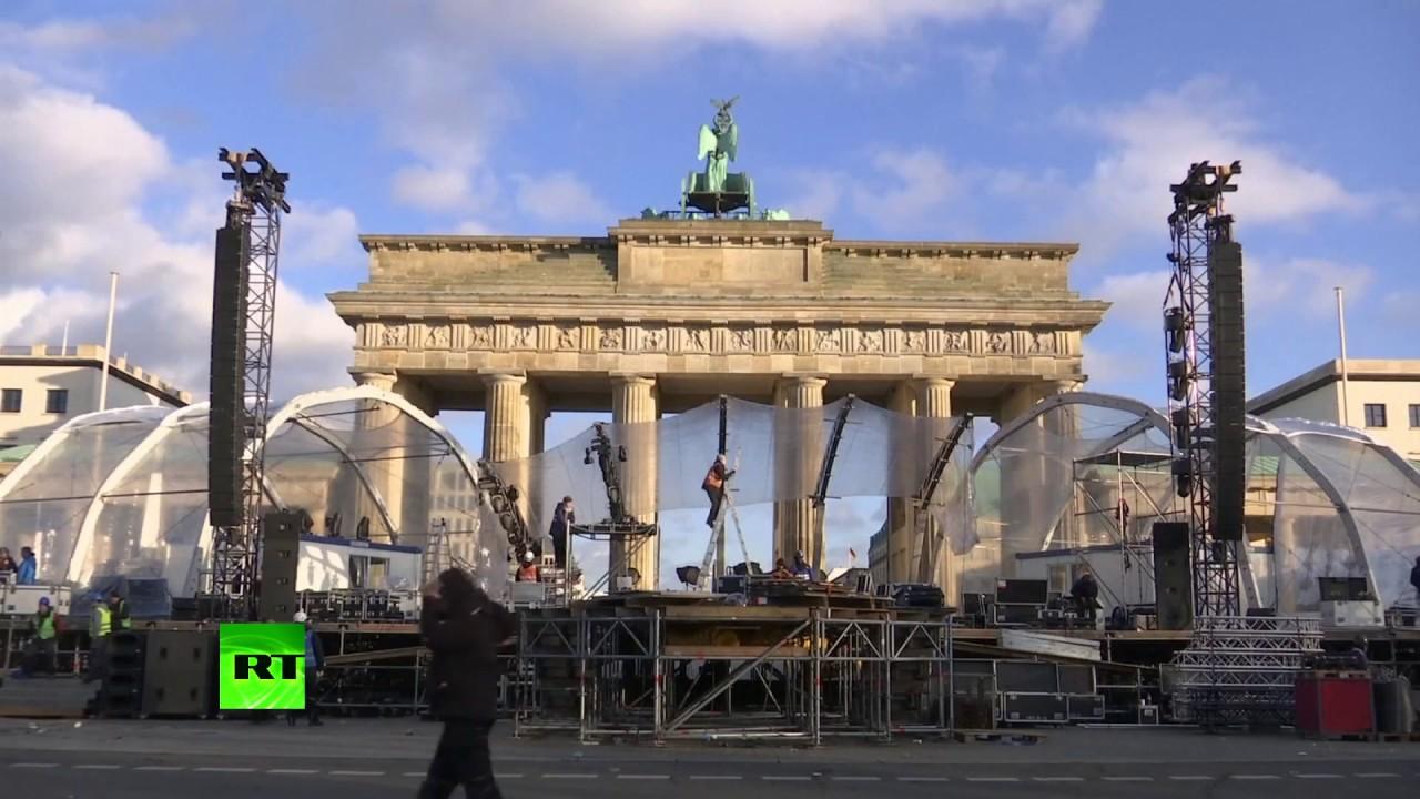 В Берлине создадут «безопасную зону» для женщин на время гуляний