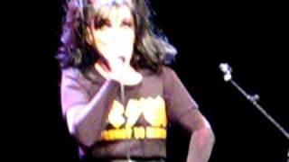 """Nina Hagen """"God's Radar"""" - Live in Karlsruhe 2010 (#3)"""