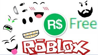How to have all the roblox faces for FREE - XChaurio247
