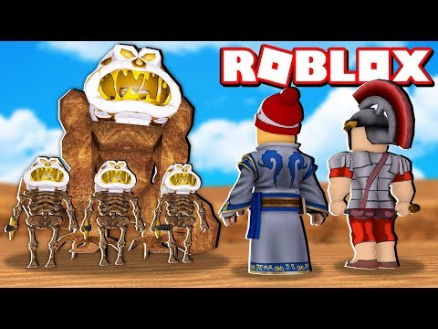 DERROTANDO MONSTROS EM EQUIPE no ROBLOX 🧙♂️⚔️ → Dungeon Quest 🎮