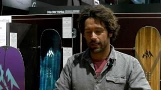 Jones Snowboards 2018 - Jeremy shows his splitboard line