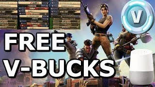 😱suscriptor de suscriptor 😱 😱💰 v-BUCKS FORTNITE GRATIS