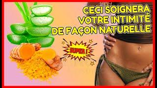 hygiene feminine :comment utiliser l aloe vera et le curcuma