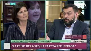 Emmanuel Álvarez Agis: ¿Cómo piensa el economista más cercano a Cristina Kirchner?