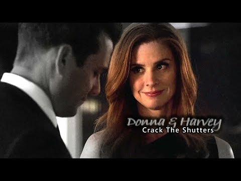 Donna & Harvey -  Crack The Shutters (Snow Patrol)