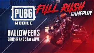NIGHT MODE AIRDROP HUNT, FULL RUSH GAMEPLAY, ROAD TO 100K, PUBG MOBILE LIVE