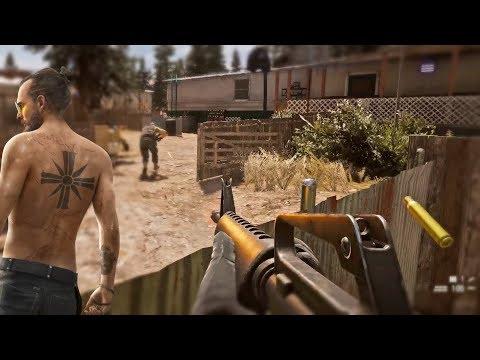 Бащата ме Хвана!? - Far Cry 5 #3 thumbnail