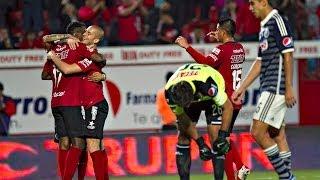 Resumen Club Tijuana 2 - 0 Chivas del Guadalajara F-10 (Liga BBVA Bancomer MX)