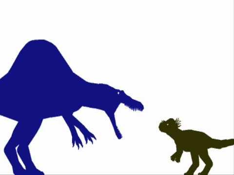 Stygimoloch vs. Spinosaurus