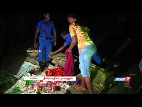 2 Dead in Grenade Explosion in Burundi Market | World | News7 Tamil |