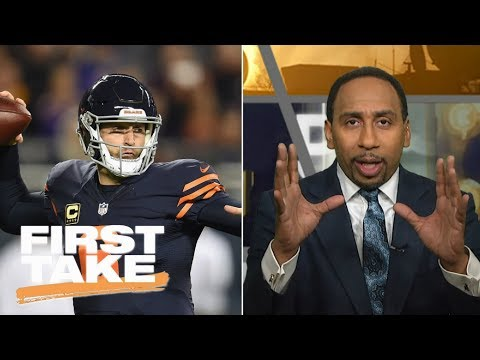 Stephen A. Smith Digusted By Dolphins Signing Jay Cutler | First Take | ESPN