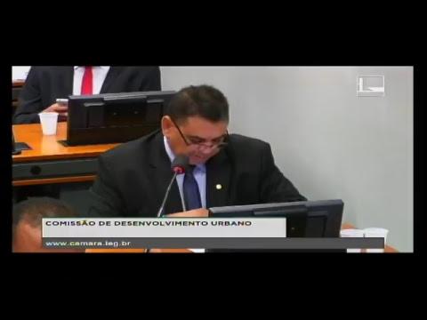 DESENVOLVIMENTO URBANO - Reunião Deliberativa - 03/05/2017 - 10:29