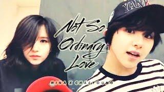 michaeng   not so ordinary love