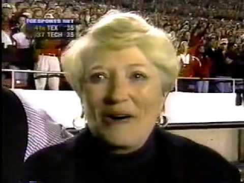 Texas Tech Game Winning Drive vs Texas 1998
