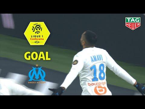 Goal Jordan AMAVI (48') / Olympique De Marseille - Girondins De Bordeaux (3-1) (OM-GdB) / 2019-20