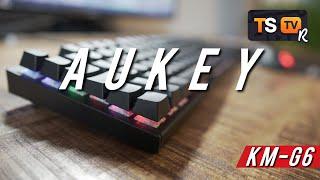 AUKEY KM-G6 Review ► Mechanische Gaming Tastatur unter 50€ mit Bestnote [Deutsch 4K]