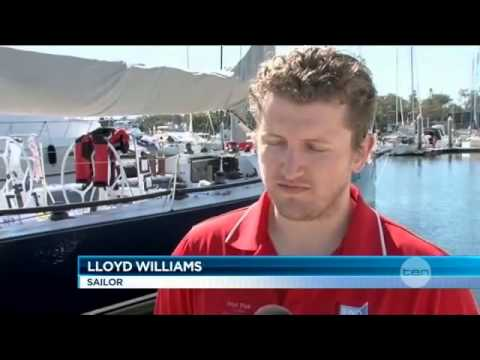 Charity Sydney to Hobart