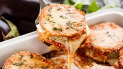 How to Make Baked Eggplant Parmesan   The Stay At Home Chef