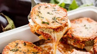 How to Make Baĸed Eggplant Parmesan   The Stay At Home Chef