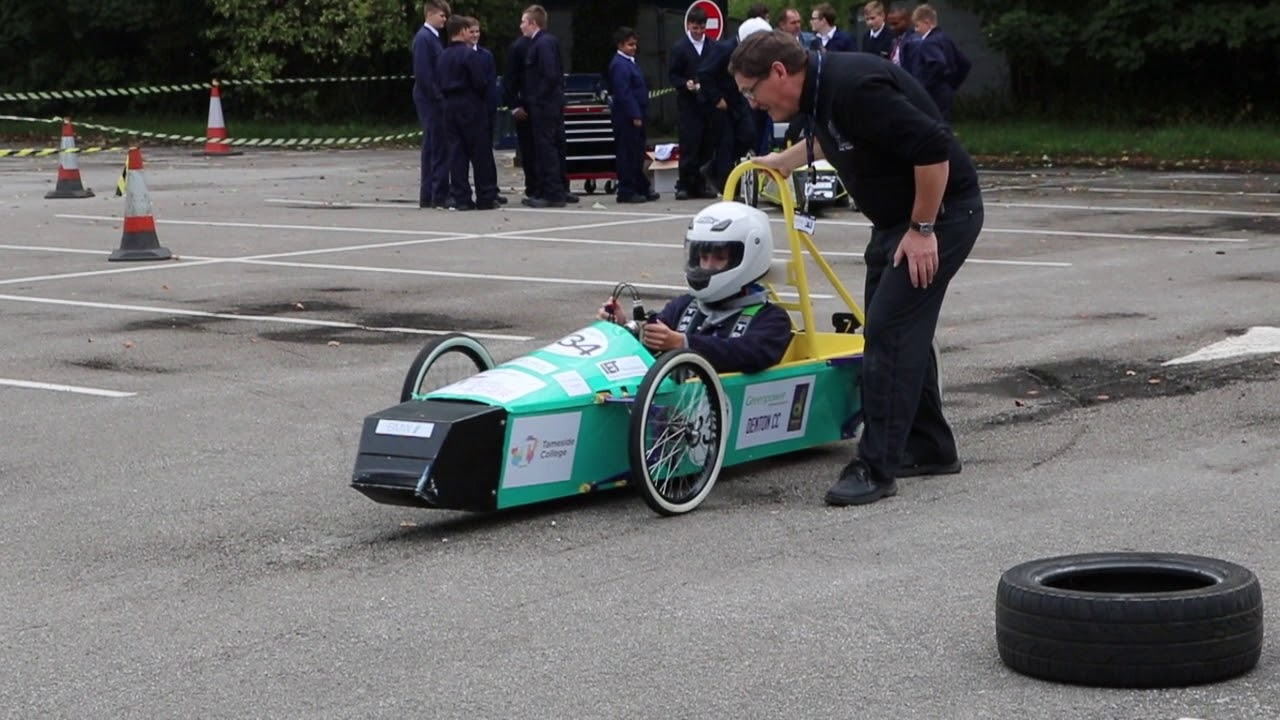 Testing Our Greenpower Kit Cars For Race Day Youtube
