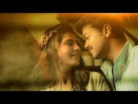 Mersal - Neethanae Lyric | Vijay , Samantha | Sherya Ghoshal | A R Rahman | Atlee