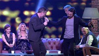 """Beyaz Show- Ahmet Kural ve Murat Cemcir'den eğlenceli """"Çıldır Çıldır"""" şarkısı!"""
