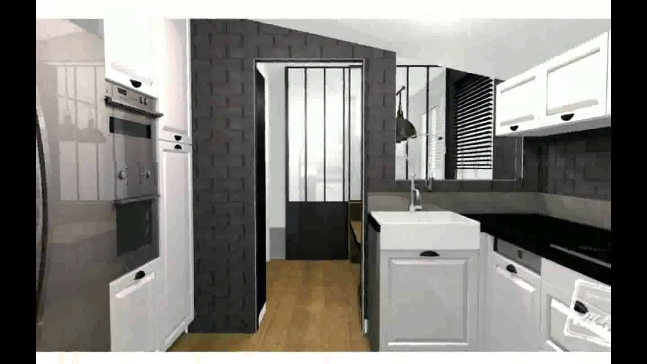 comment amnager sa cuisine ouverte la cuisine amnager. Black Bedroom Furniture Sets. Home Design Ideas