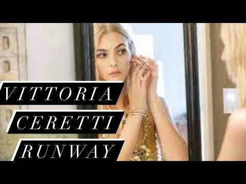 Download How Top Model Vittoria Ceretti Gets Runway Ready | Diary of a Model | Deni collection