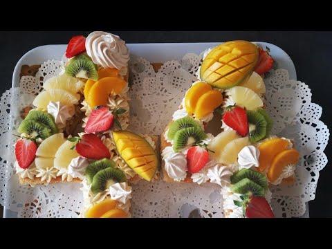 recette-number-cake-au-fruit-et-À-la-crÈme-chantilly-mascarpone
